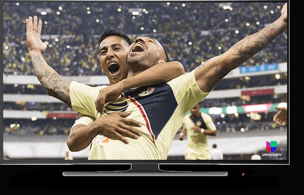 Ver Fútbol con Liga MX per Univision - Modesto, California - Azteca Satellite - Distribuidor autorizado de DISH