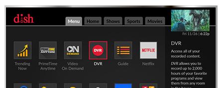 Vea television con DISH - Azteca Satellite en Modesto, California - Distribuidor autorizado de DISH